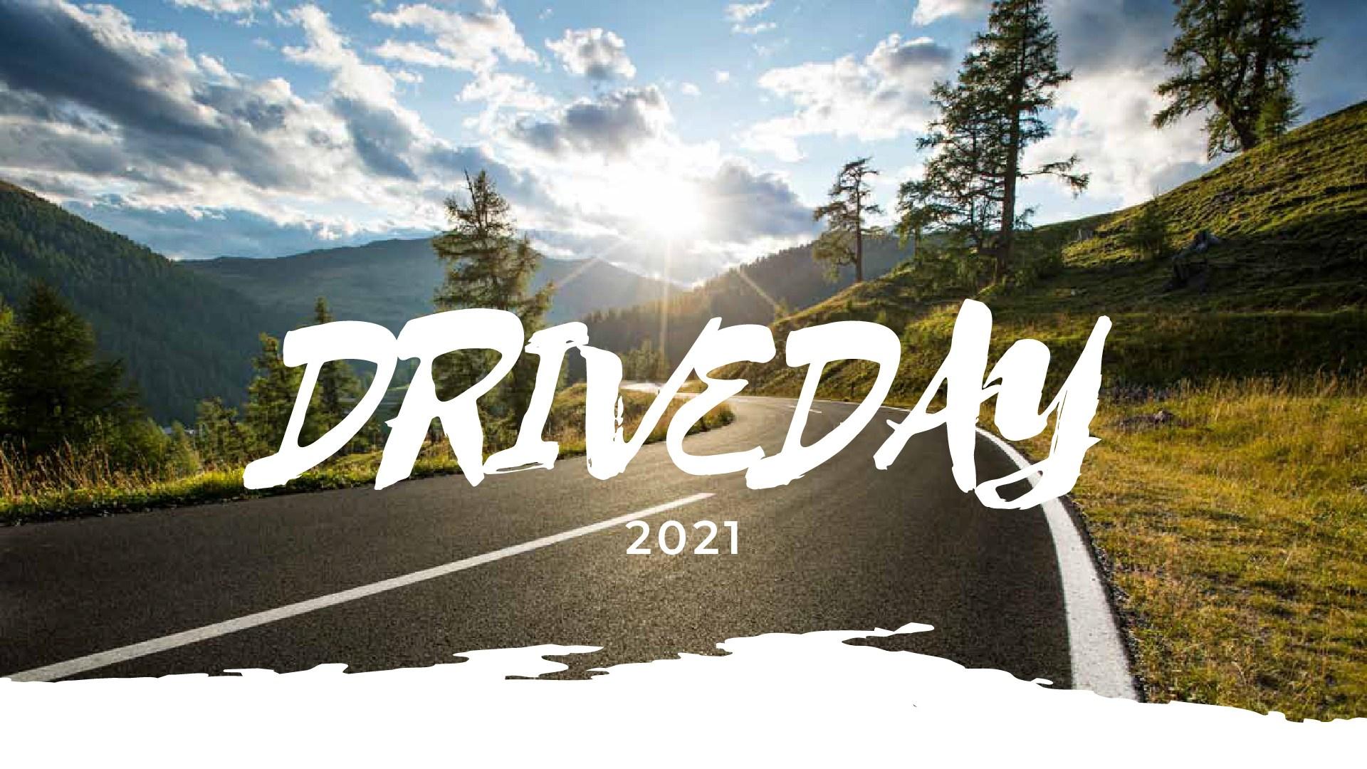 Driveday 2021 / Verschoben auf November
