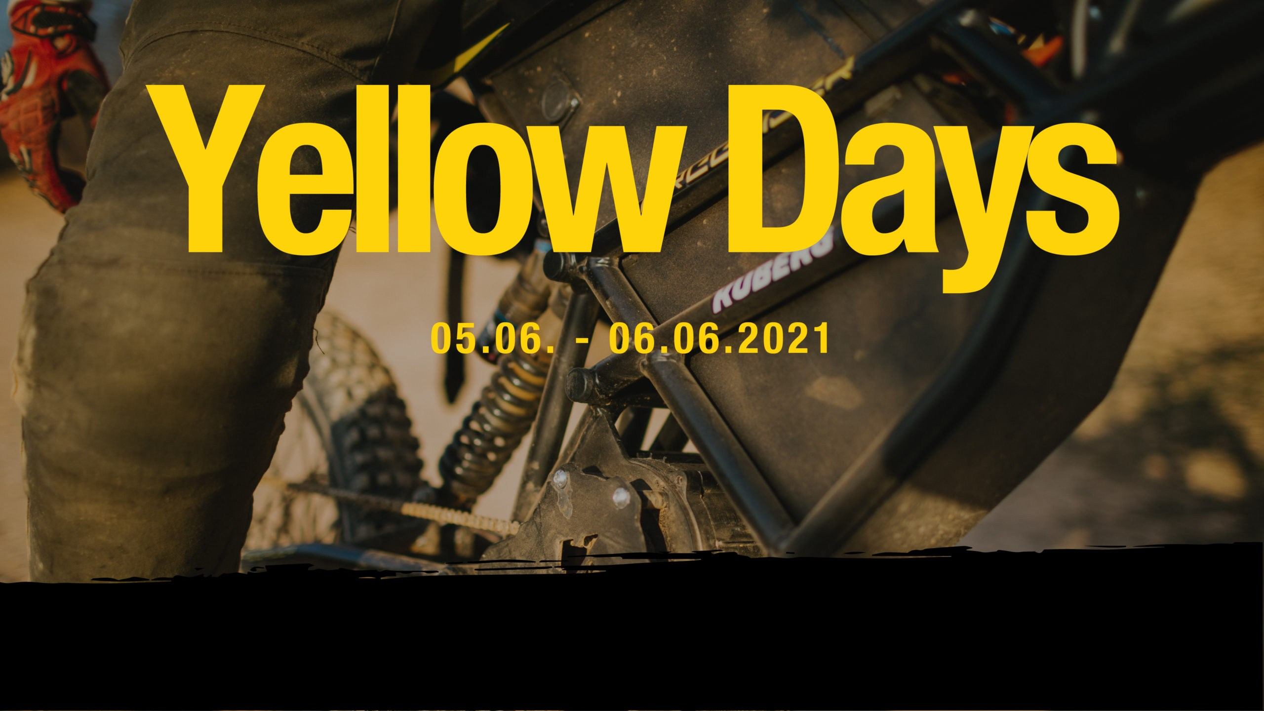 """Kuberg """"Yellow"""" Days OÖ"""