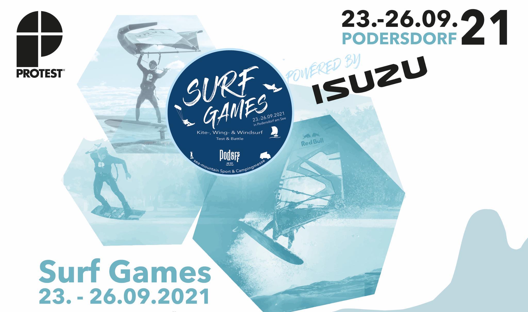Meet and Greet @ Surfgames Podersdorf